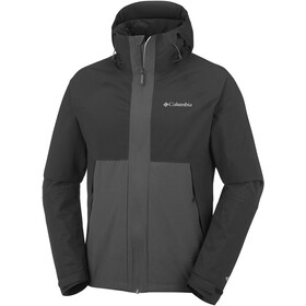 Columbia Evolution Valley Veste Homme, black/shark